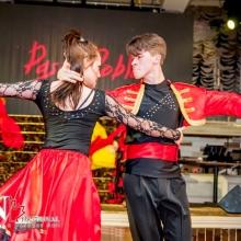 Spanish dance. Toronto