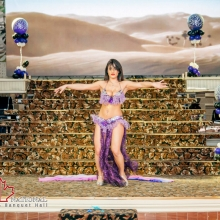 Belly dance. Toronto