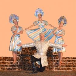 RUSSIAN KALINKA DANCE