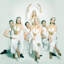 SIRTAKI GREEK DANCE