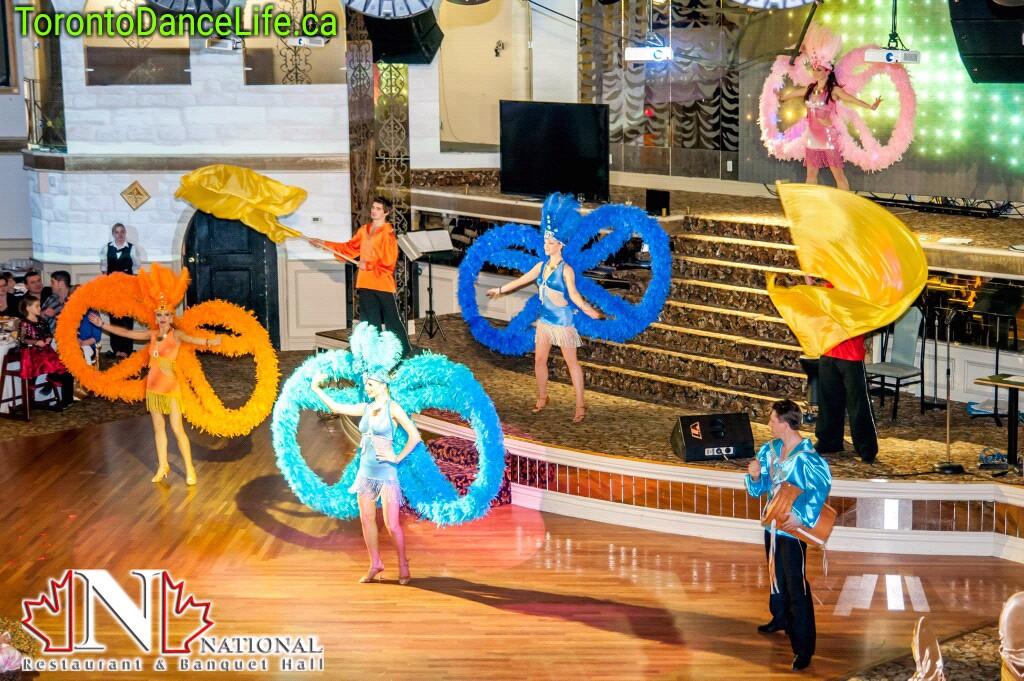 Dance show Toronto