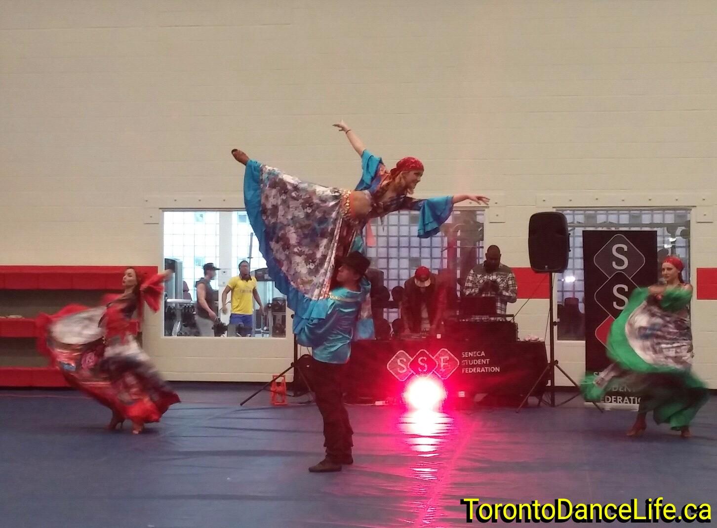Gypsy super dance
