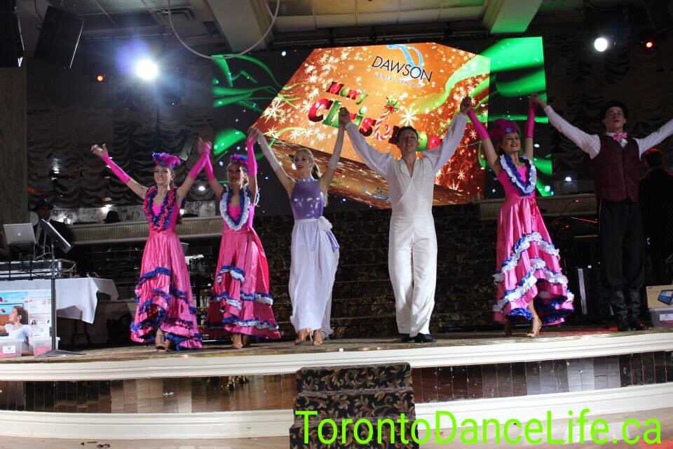 Dance group Toronto