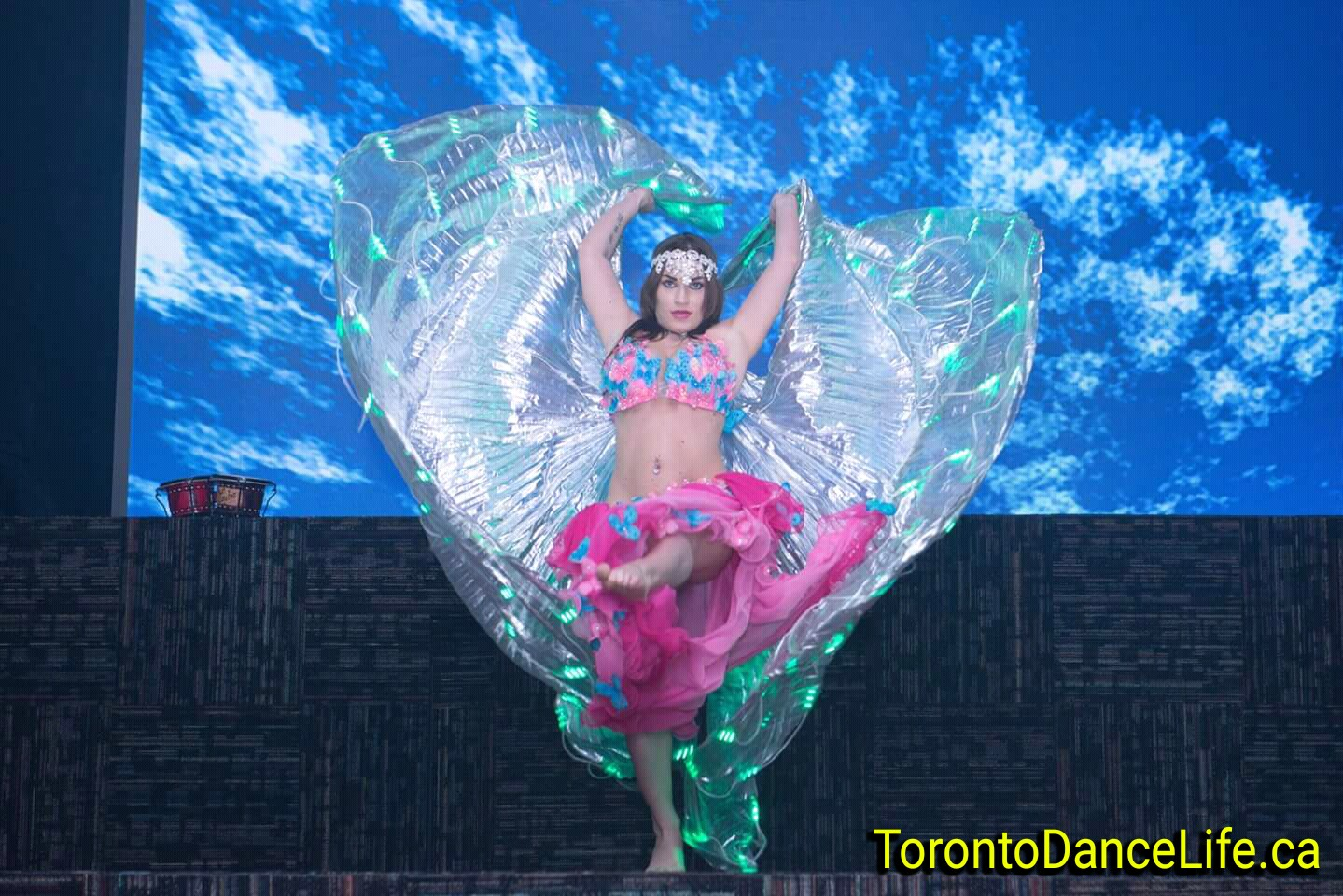 Belly dance show Toronto