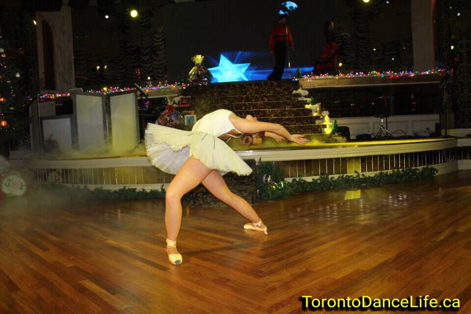 Ballet performance Toronto