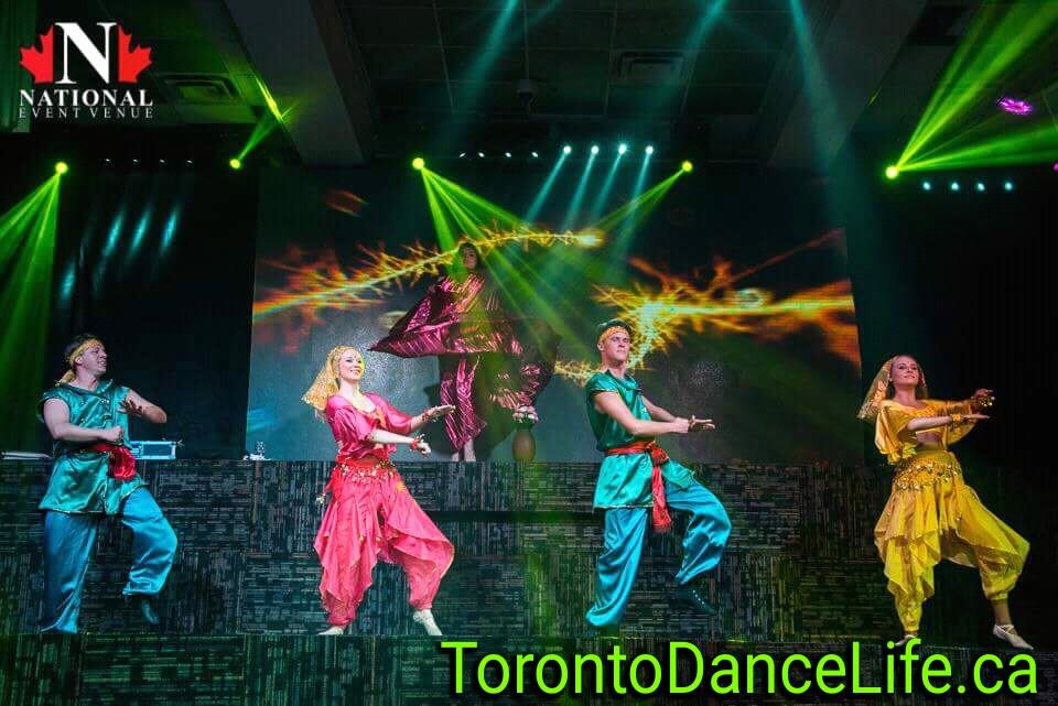 Dance Mix show Toronto
