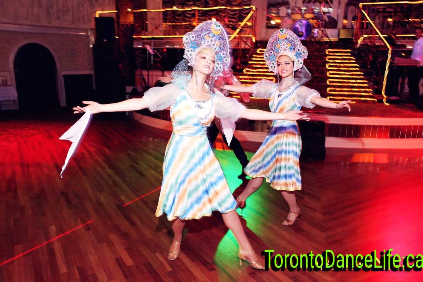 Russian dance Toronto
