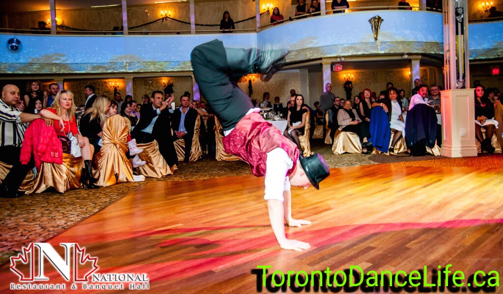 Dance tricks Toronto