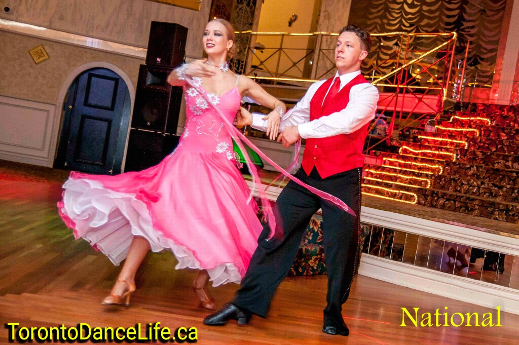 Waltz dance. Wedding Entertainment Toronto.
