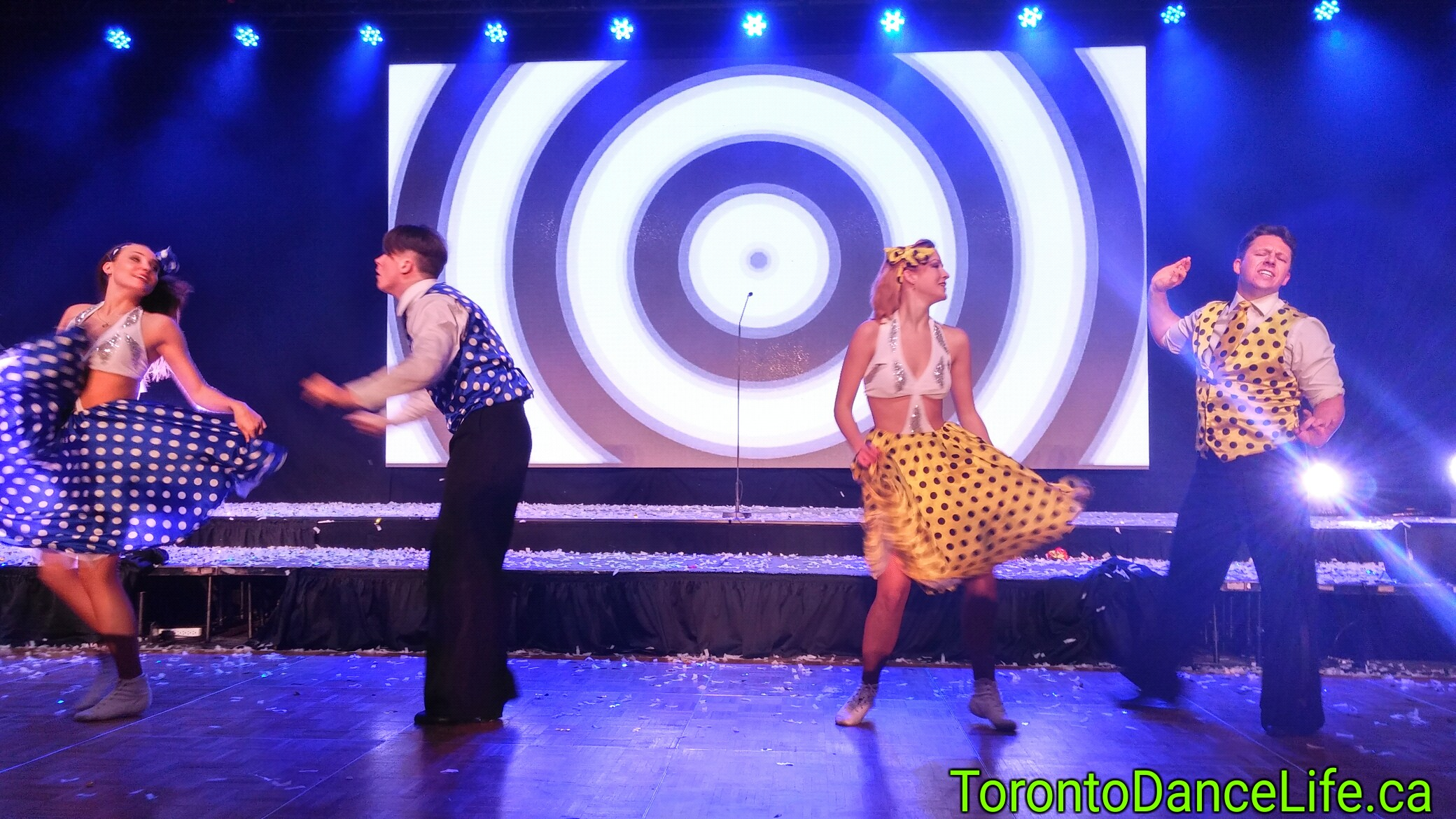 Great Gatsby Dance show