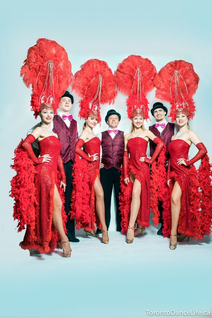 Las Vegas dancers Toronto